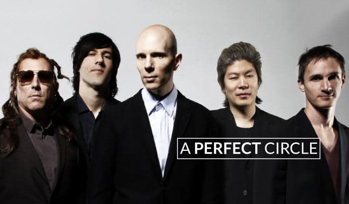 A Perfect Circle | koncert (Kraków 2018)
