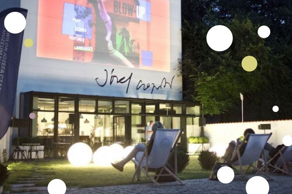 Kino letnie w Muzeum Narodowym w Krakowie