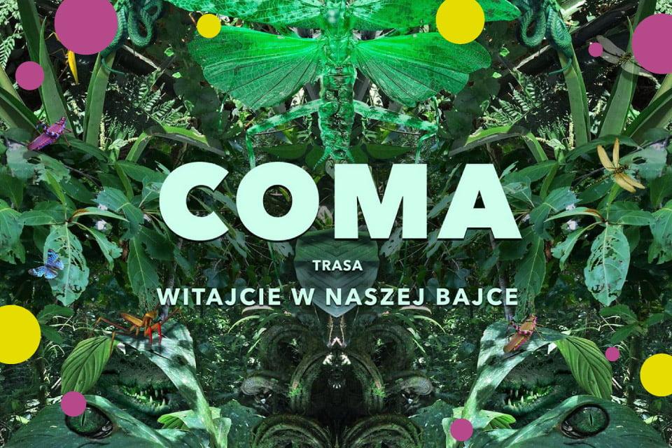 Coma | koncert (Kraków 2019)