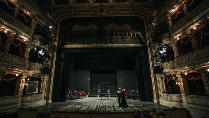 Zagubieni w teatrze | Nocne Zwiedzanie Teatru Słowackiego