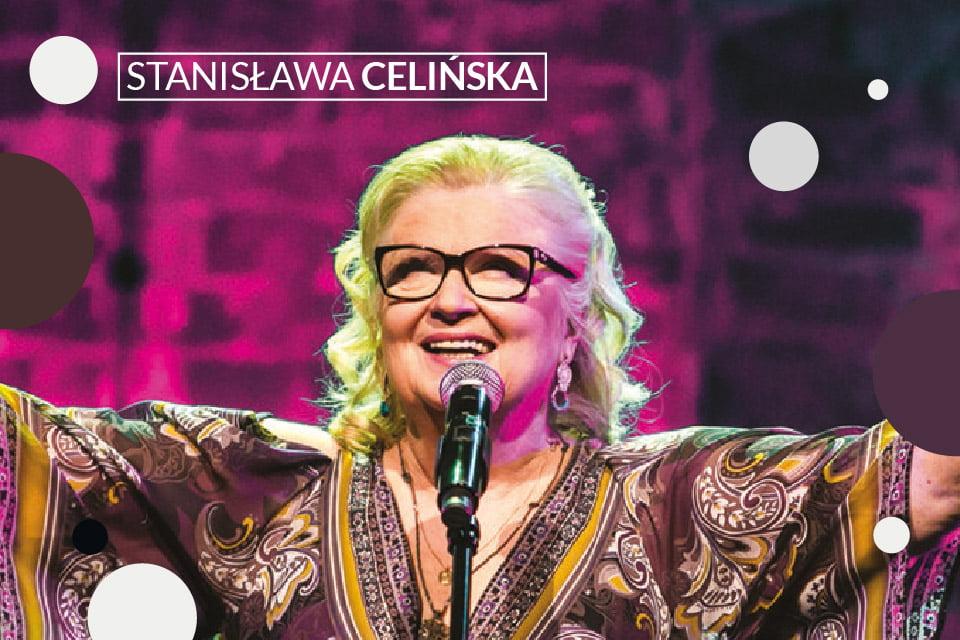 Stanisława Celińska w Kraków