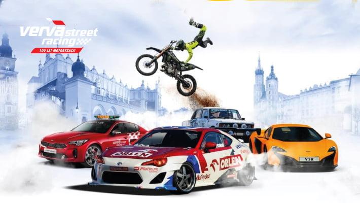 VERVA Street Racing 2018 (Kraków)
