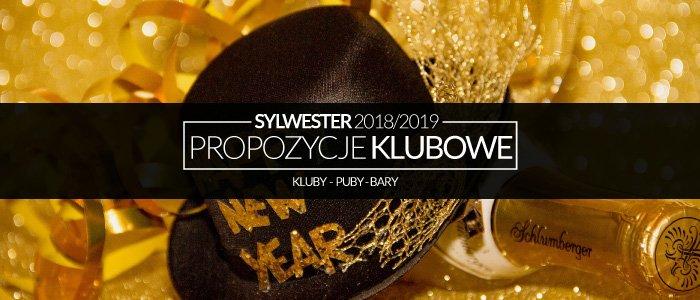 Sylwester klubowy w Krakowie