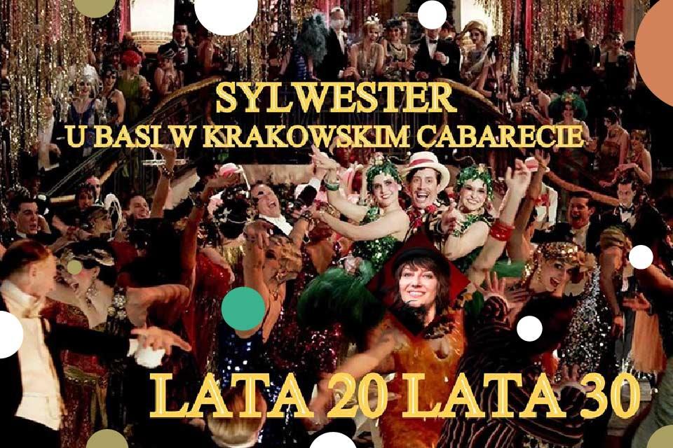 Sylwester w Teatrze Cabaret | Sylwester 2019/2020 w Krakowie