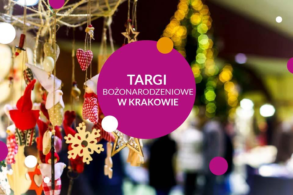 Targi Bożonarodzeniowe 2020 w Krakowie