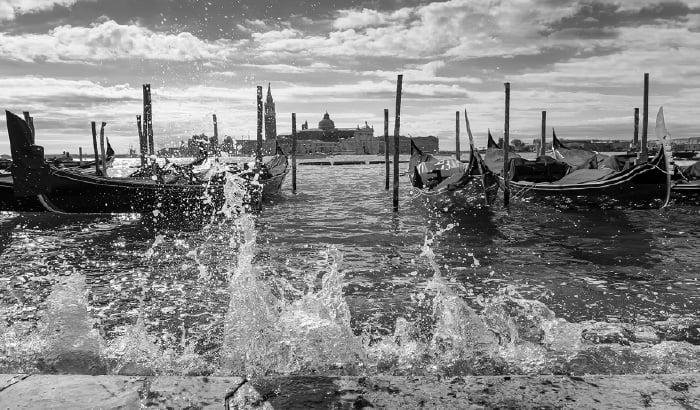Wenecja   wystawy fotografii