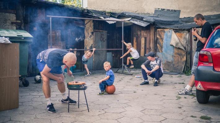 Miasto niechciane - Aleksandra Wysokińska   One Artist's Day