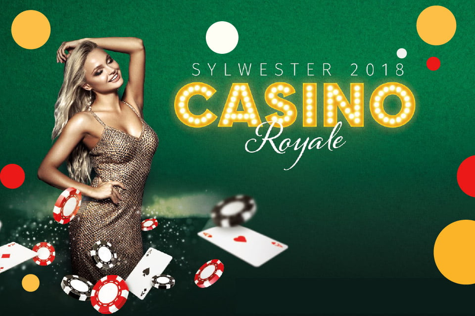 Sylwester Casino Royale | Sylwester 2018/2019 w Krakowie