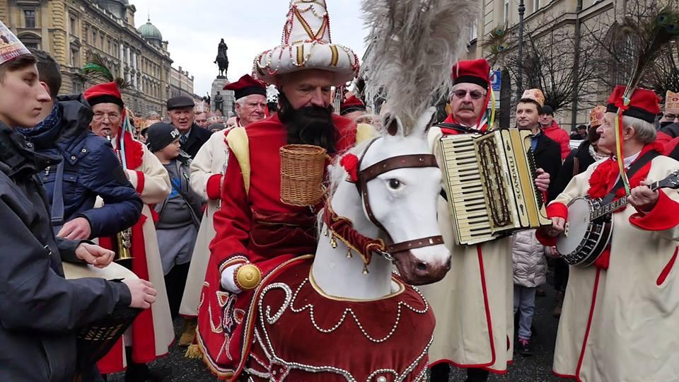 Krakowski Orszak Trzech Króli