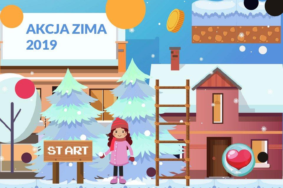 Akcja Zima 2019 w CKP | Ferie w Krakowie