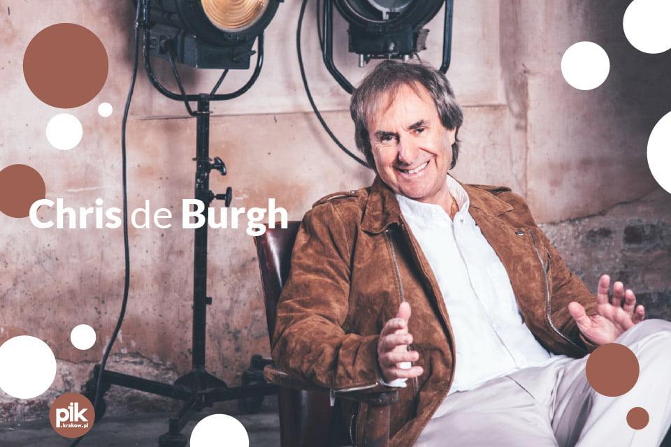 Chris de Burgh | koncert (Kraków 2019)