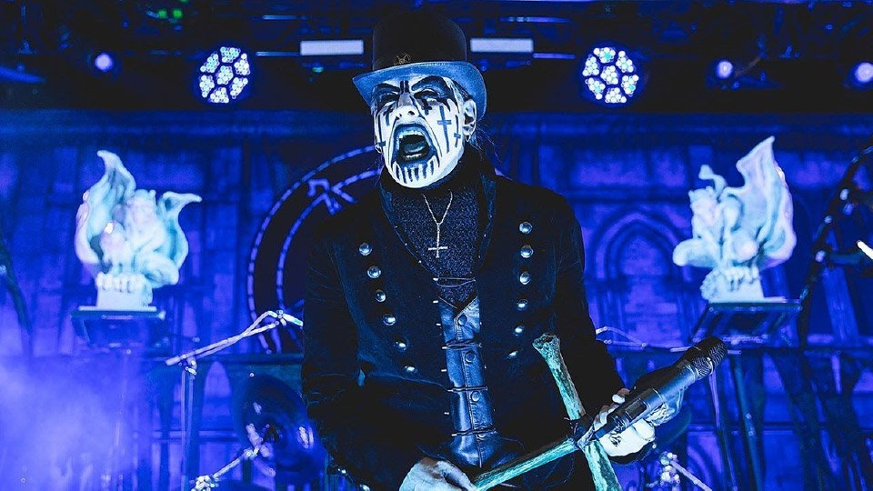 King Diamond koncert polska