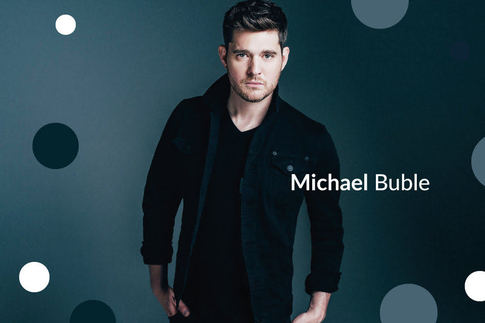 Michael Buble | koncert (Kraków 2019)