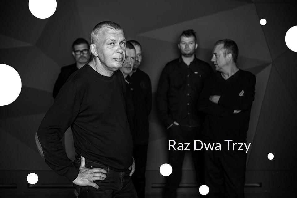 Raz Dwa Trzy | koncert (Kraków 2020)