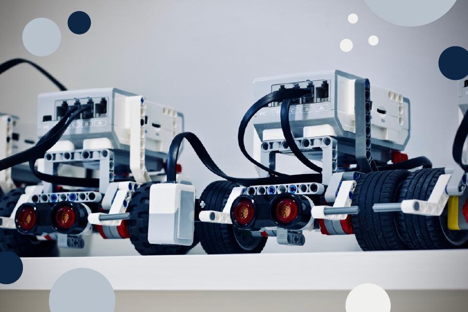 Roboferie w Planecie Robotów | Ferie w Krakowie