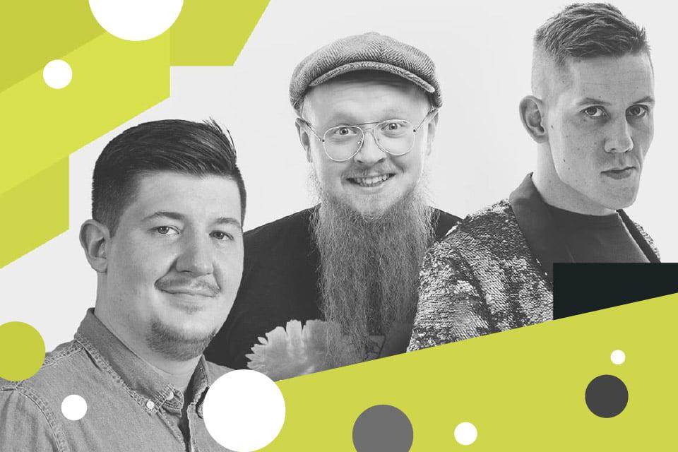 Stand-up: Jakub Poczęty-Błażewicz, Juliusz Sipika i Arkadiusz Jaksa