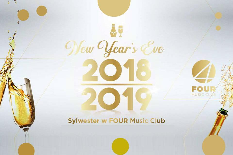 Sylwester w Four | Sylwester 2018/2019 w Krakowie
