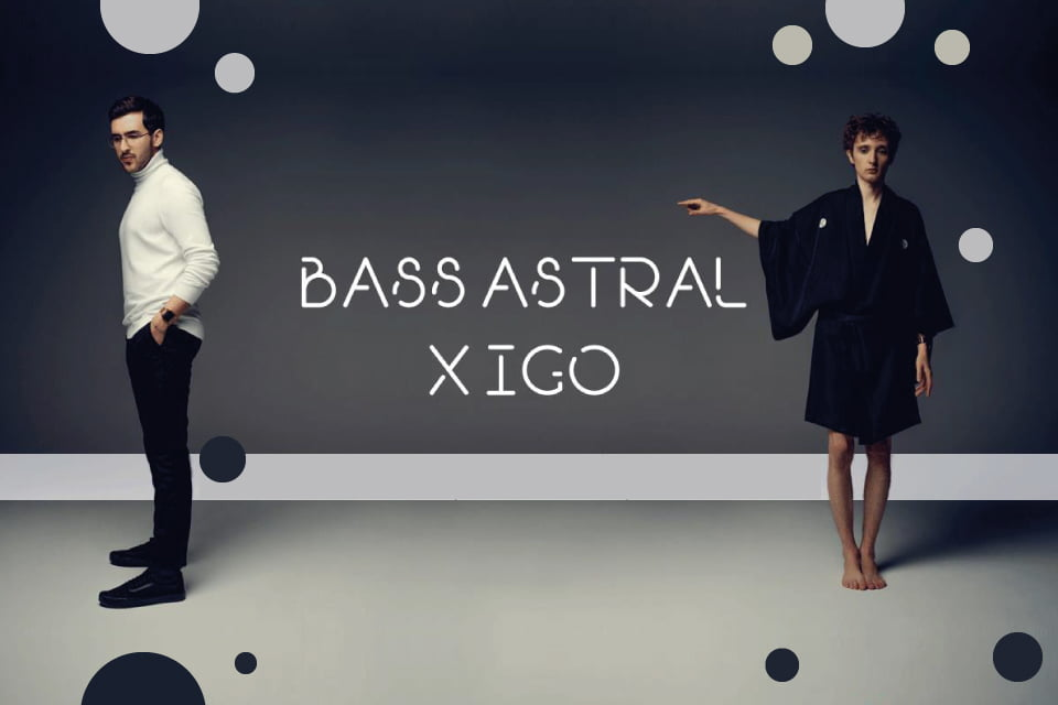 Bass Astral x Igo Ensemble | koncert (Kraków 2020)