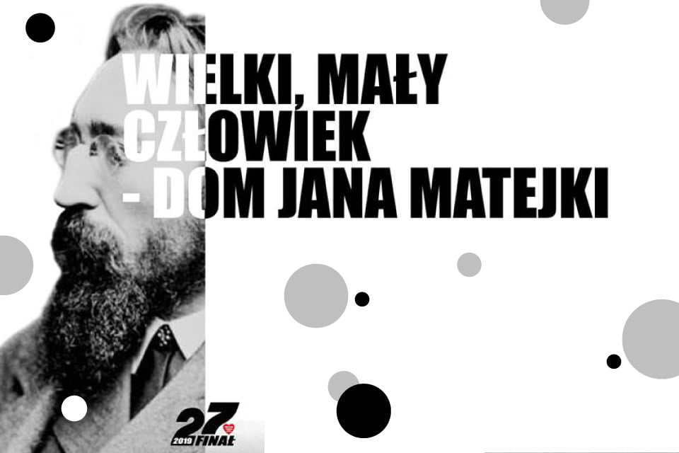 Wizyta w Domu Jana Matejki   WOŚP 2019 Kraków