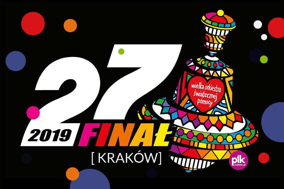 Finał WOŚP w Krakowie