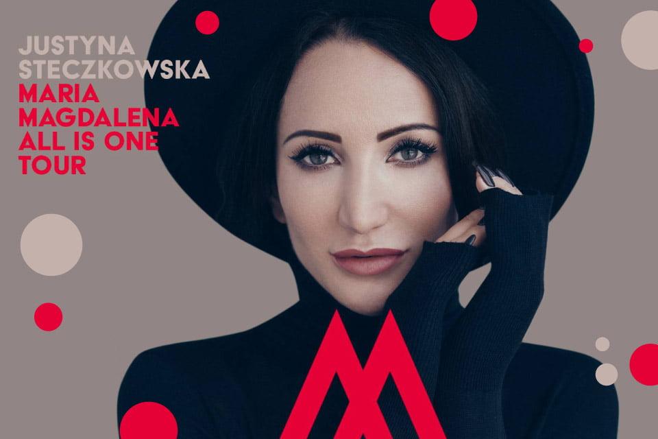Justyna Steczkowska   koncert (Kraków 2019)