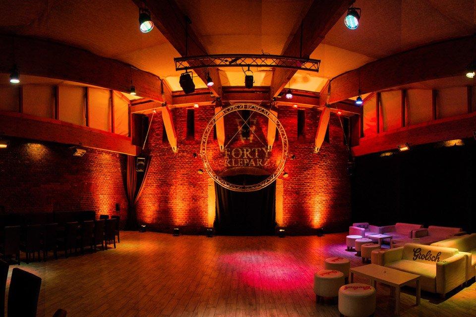 Klub Forty Kleparz Wnętrze
