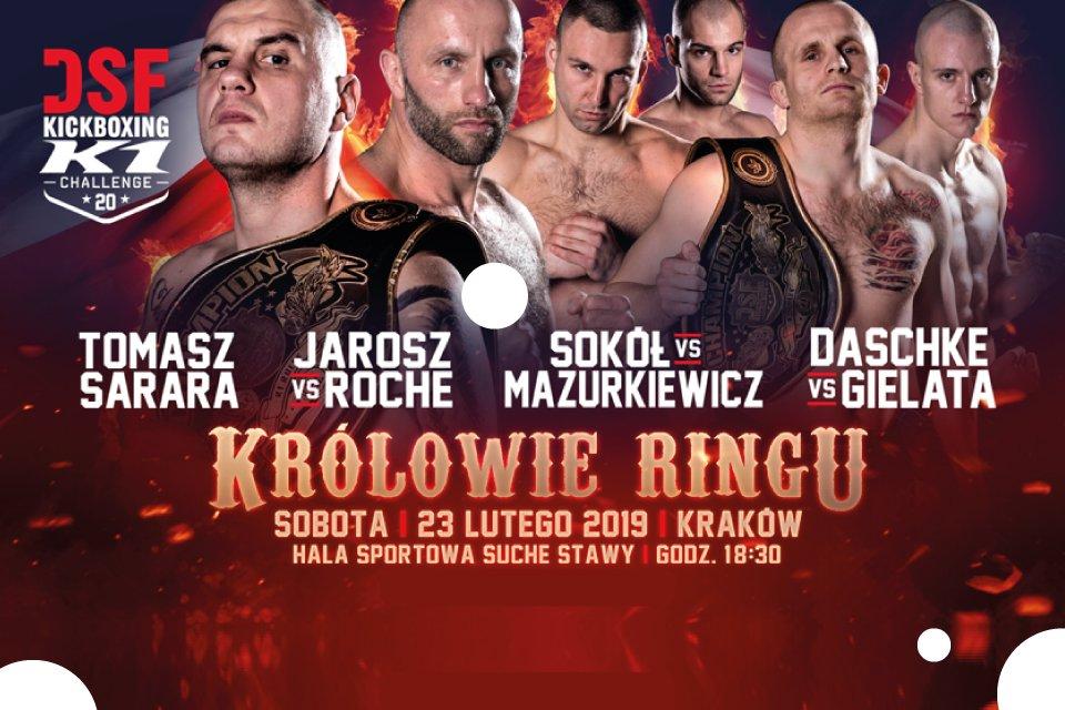 DSF Kickboxing Challenge 20 (Kraków 2019)