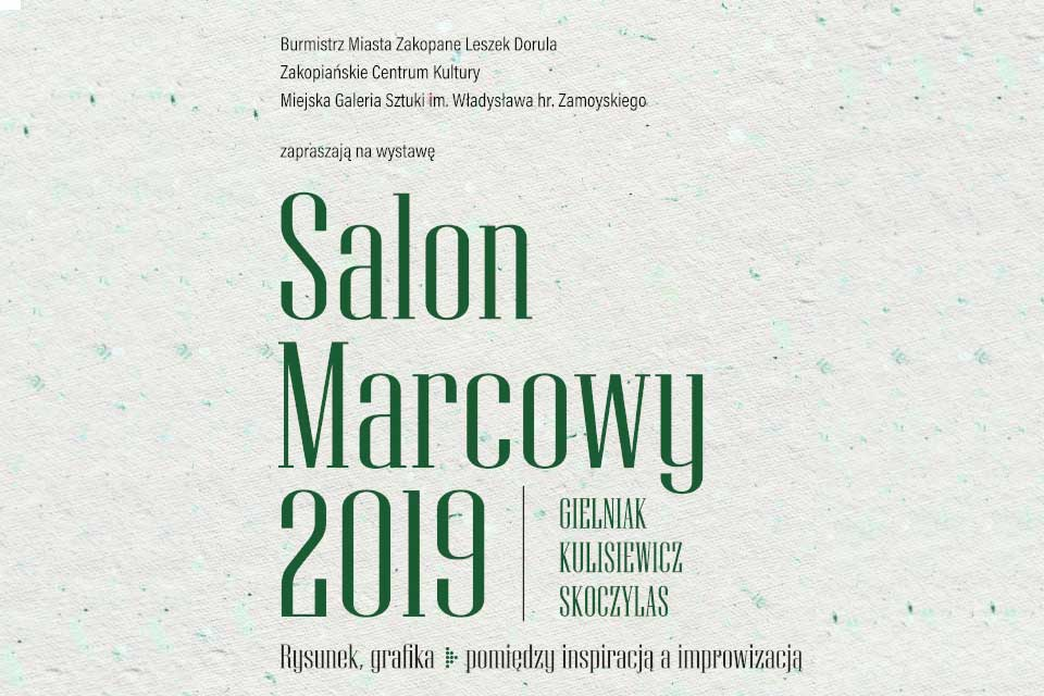 Salon Marcowy 2019 | wystawa