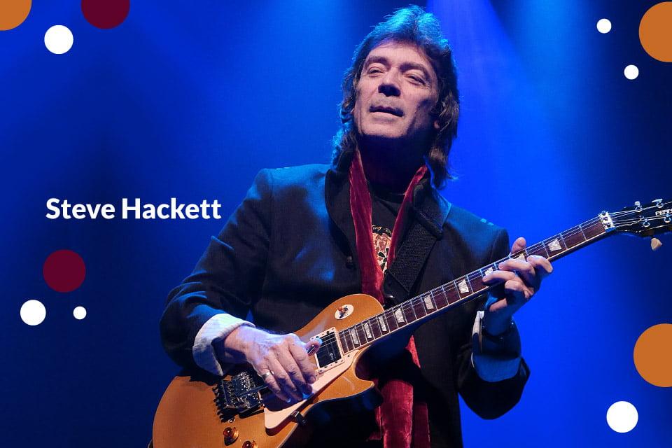 Steve Hackett | koncert (Kraków 2019)