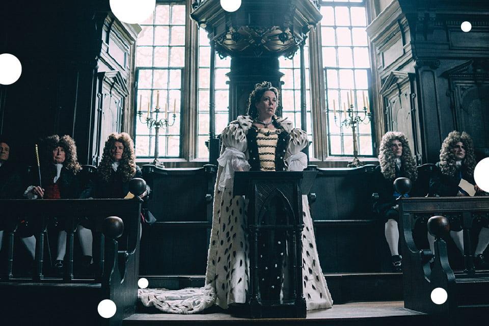 Faworyta - Miłostki Królowej Anny   recenzja