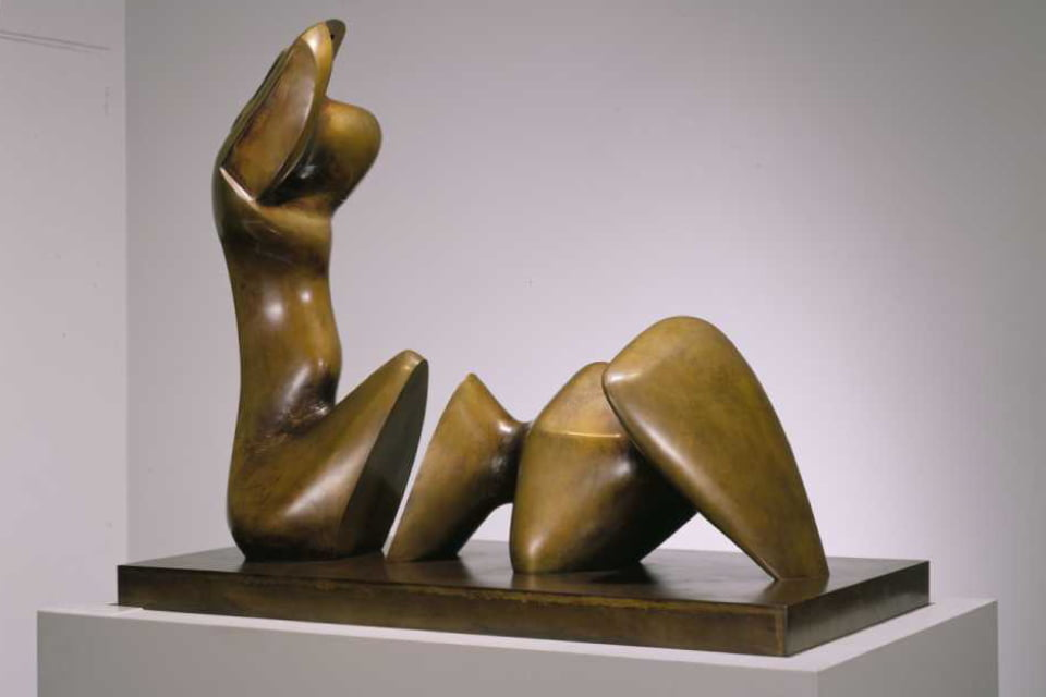 Moc natury. Henry Moore w Polsce.