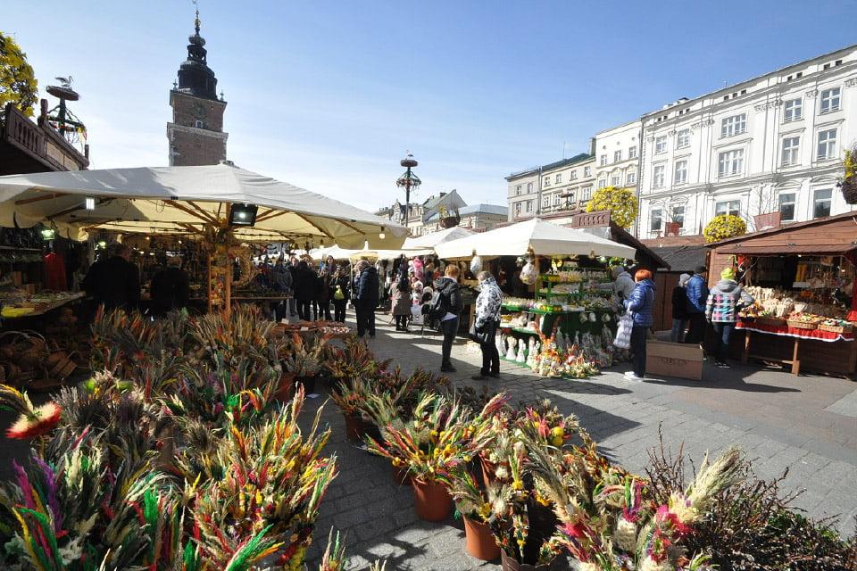 Kiermasz Wielkanocny w Krakowie