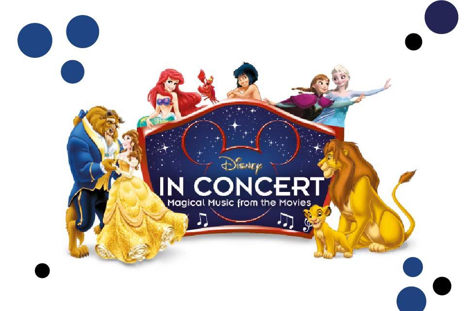 Magia muzyki   koncert Disneya - Disney in Concert: The Magic of Music