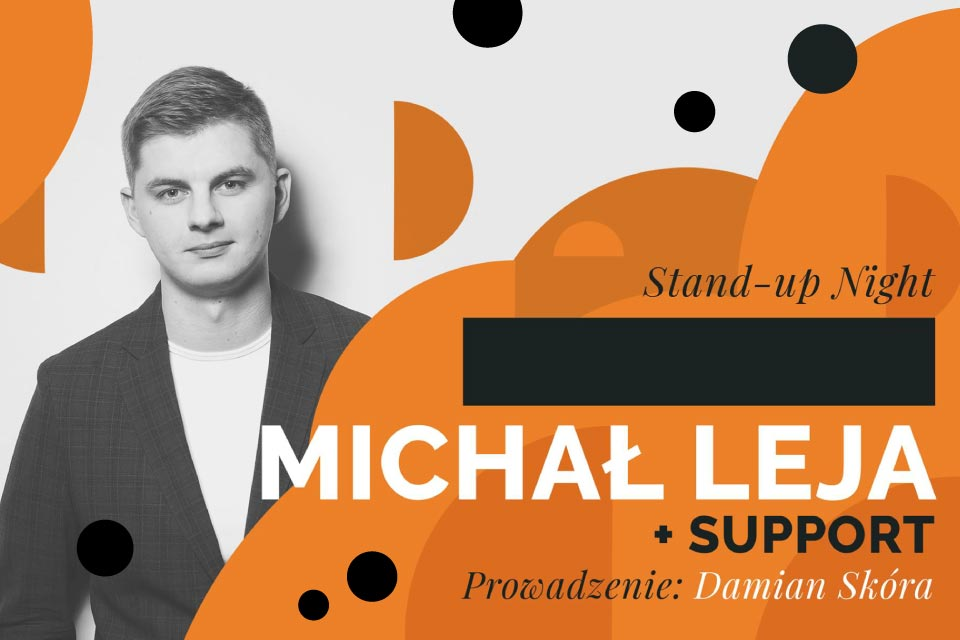 Michał Leja   Stand-up