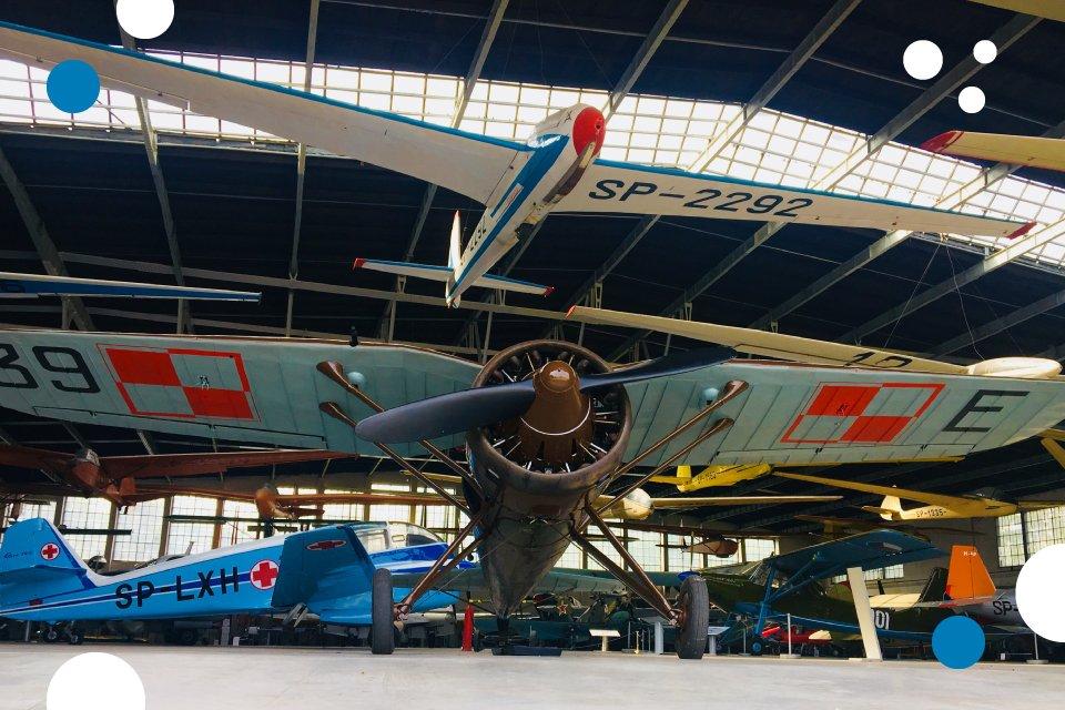 Muzeum Lotnictwa Polskiego | wystawa stała
