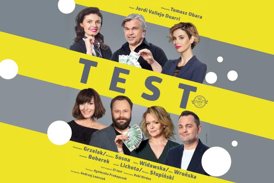 Test | spektakl