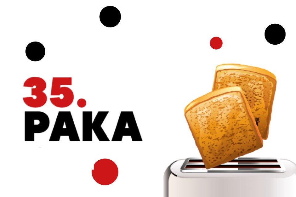 35. PAKA - Wieczór Stand-up