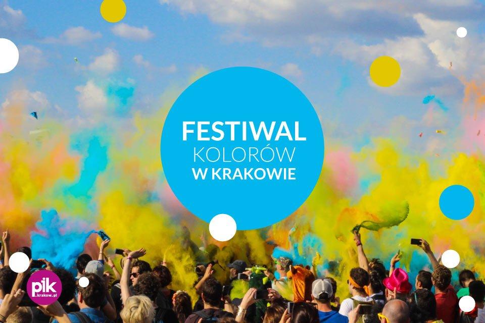 Festiwal Kolorów 2020 w Krakowie