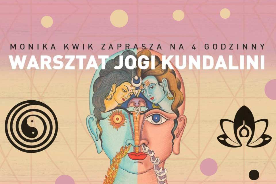 Kundalini Joga z Monika Kwik | warsztaty