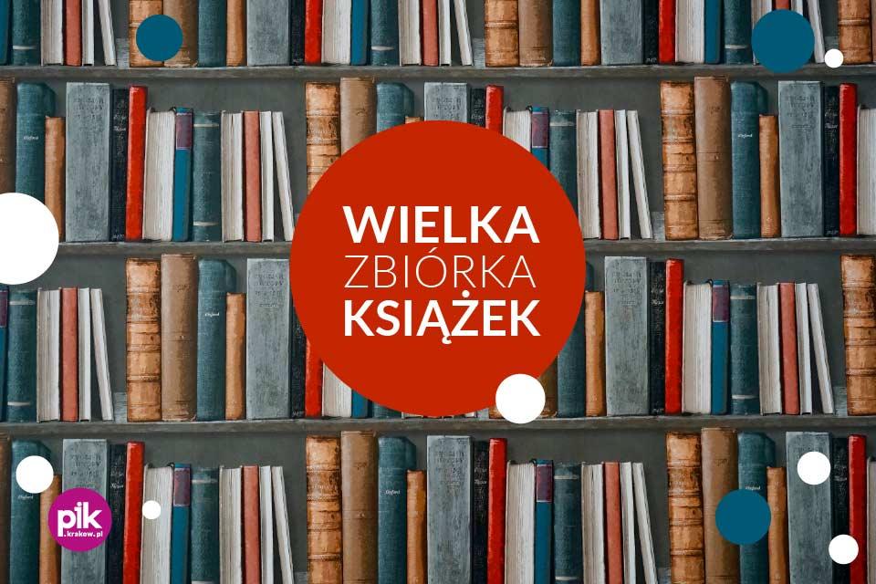 Wielka Zbiórka Książek w MNK