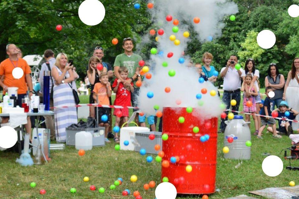 Dzień Dziecka w Ogrodzie Doświadczeń