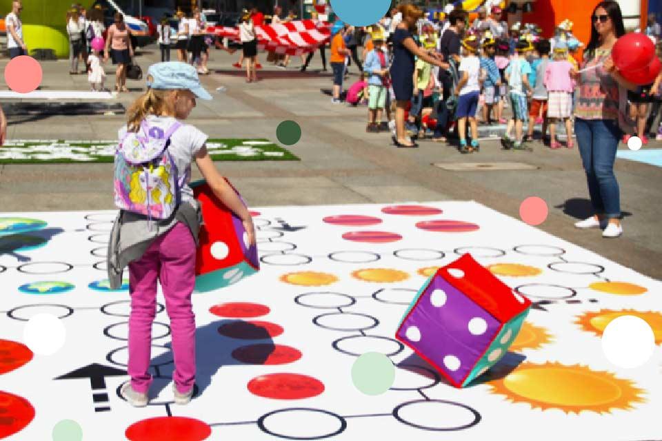 Dzień Dziecka w Bonarka City Center