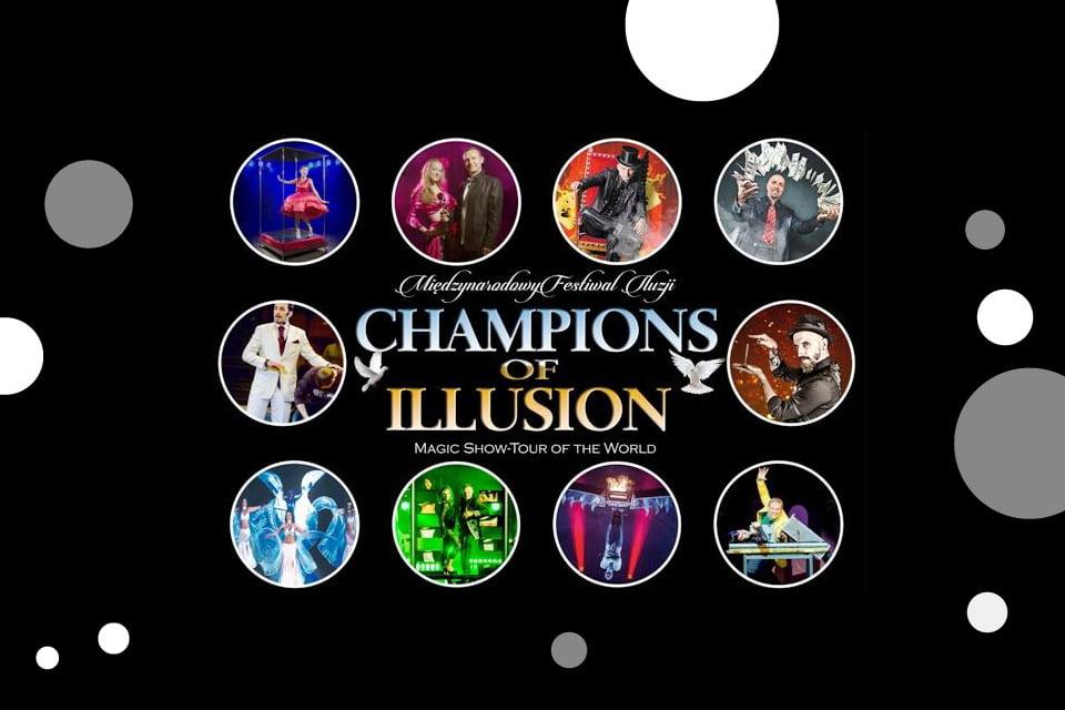 Champions of Illusion - Międzynarodowy Festiwal Iluzjonistów (Kraków 2020)