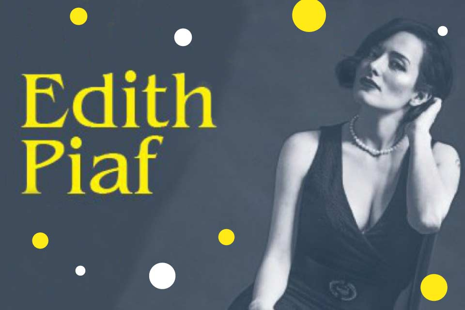 Edith Piaf - Kolejne biografie | koncert