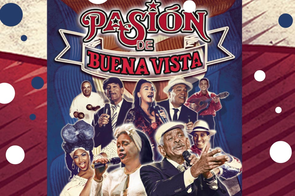 Pasión de Buena Vista | koncert