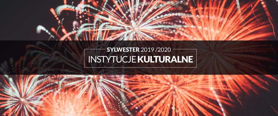 Sylwester w Krakowie - instytucje kulturalne