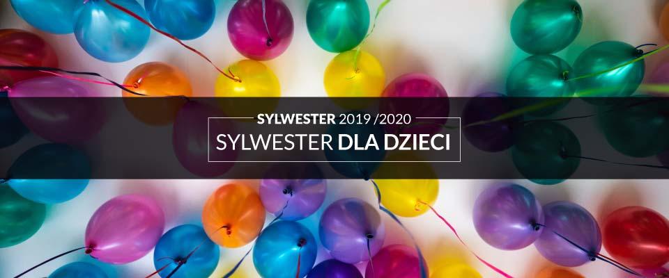 Sylwester w Krakowie dla dzieci