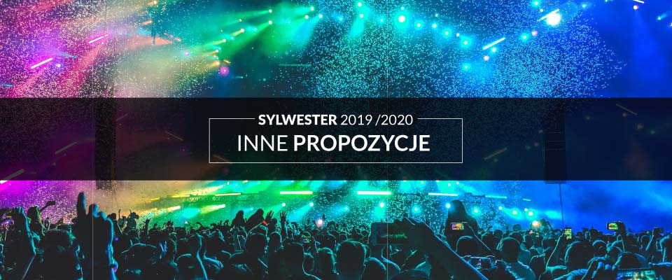 Sylwester w Krakowie - inne propozycje