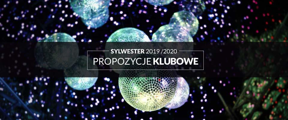 Sylwester w Krakowie – propozycje klubowe