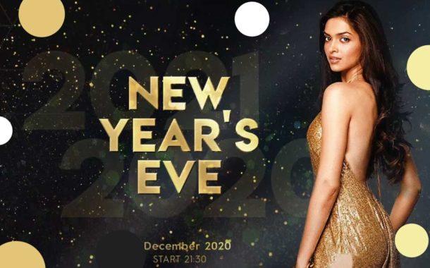 Golden New Year's Eve | Sylwester 2020/2021 w Krakowie